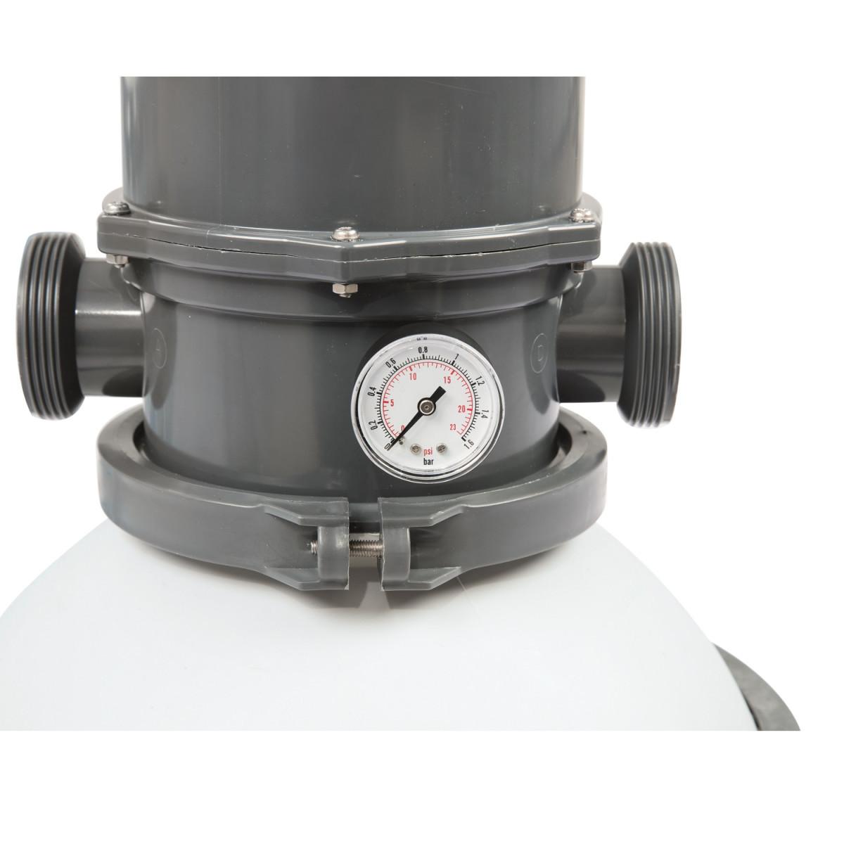 58515 Фильтр-насос для бассейна Bestway, песчаный 2006 л/ч