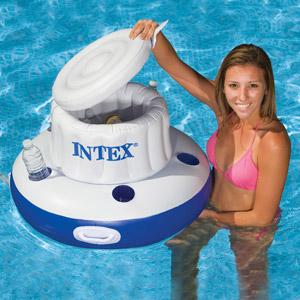 58820 Охладитель-бар для напитков Intex плавающий