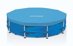 58901 Тент для круглого бассейна на опорах 457 см Intex IN 58901