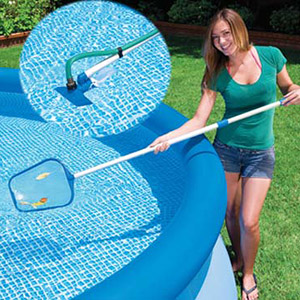 58958 Комплект для чистки бассейна 239см Intex 58958