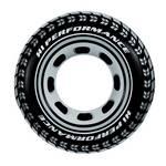 59252 Intex Надувной круг-шина (диаметр 91 см)