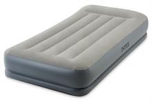 64116 Односпальная надувная кровать 99х191х30см со встроенным насосом