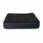 64124 Надувная кровать двухспальная Intex Pillow Rest Raised Bed With Dura-Beam 152х203х42см, с насосом 220В