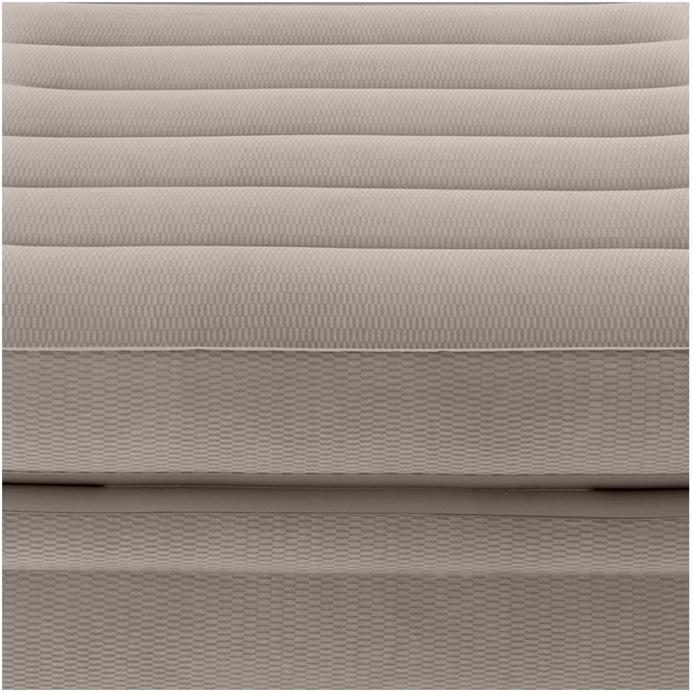 64444 Intex Односпальная надувная кровать Prime comfort elevated airbed 99х191х51см (с встроенным насосом 220В)