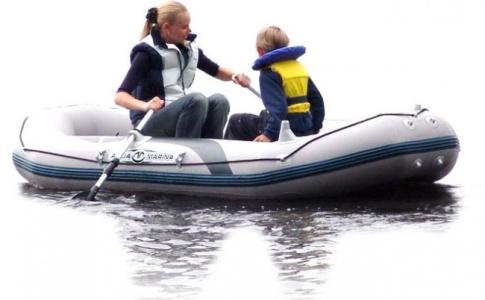 65044 Лодка надувная Mariner Bestway 65044