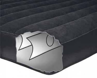 66770 Надувной матрас Intex Pillow Rest Classic (203x183x23)