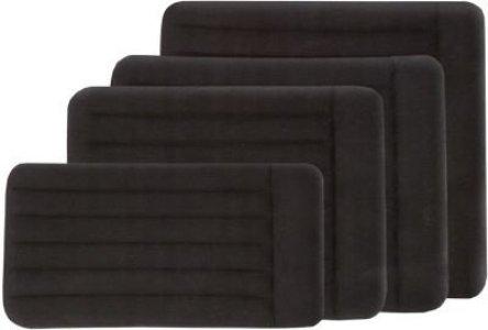 66780 Надувной матрас Intex Pillow Rest Classic, со встроенным электронасосом 220В (191x137x23)