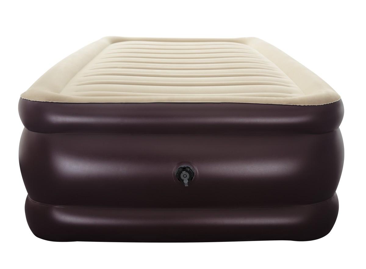 67596 Bestway Надувная кровать Cornerstone Airbed, 191х97х43см