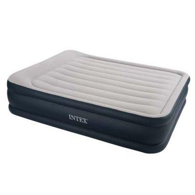 67738 Надувная кровать Intex (152X203X43) двуспальная