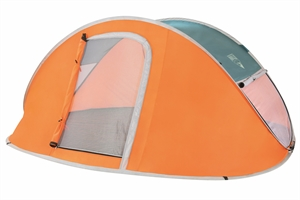 68006 Палатка четырехместная NUCAMP X4 240х210х100см, водостойкость 2000 мм.в.с