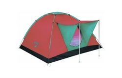 68012 Палатка трех-местная BestWay 210х210х120см водостойкая RANGE X3
