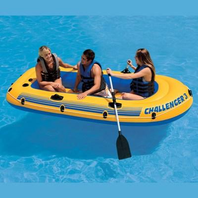 68370 Лодка надувная CHALLENGER 3 Set 295х137х43 см