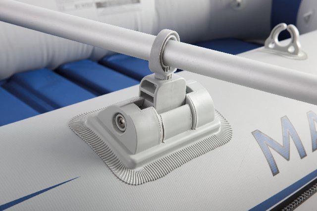 68373 Надувная лодка ПВХ Intex Marine r- 3 Set 297x127x46 см