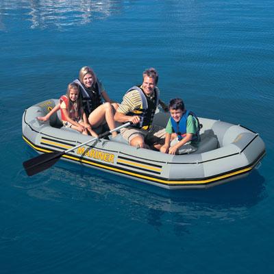 68376 Надувная лодка Intex 68376 mariner
