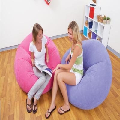 68569 Надувное кресло Intex Beanless Bag Chair