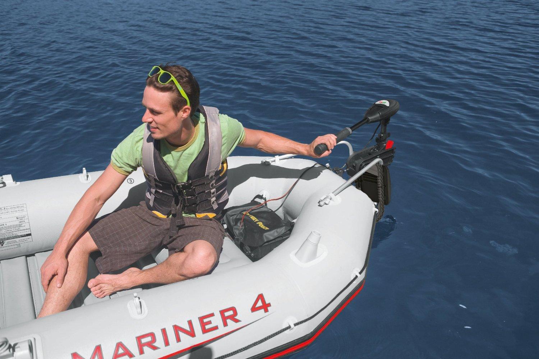 68631 Электрический лодочный мотор Intex 68631