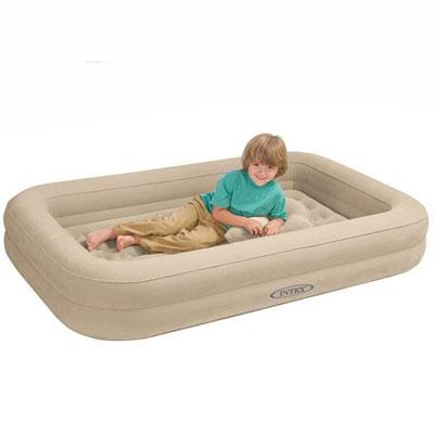 68810 Надувная кровать для детей 2 в 1 107х168х25см