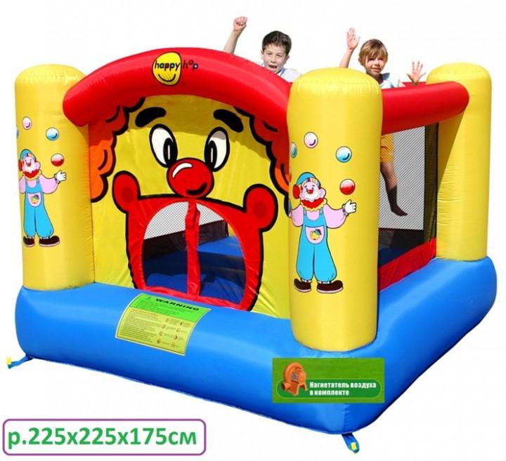 9001 Батут «Веселый Клоун»