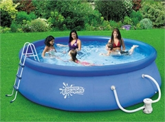 P21-1339-F �������� ������� Summer Escapes Easy Set Pool 396�99 ��