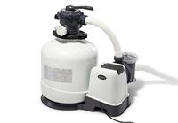 26648 Фильтр-насос для бассейна Intex, песчаный 8000 л/ч (28648)
