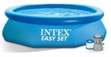 28122 Надувной бассейн  Intex, 305х76см, фильтр-насос картр 1249 л/ч (28126)