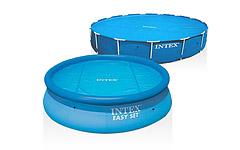 29023 Тент солнечный Intex для бассейна 457 см