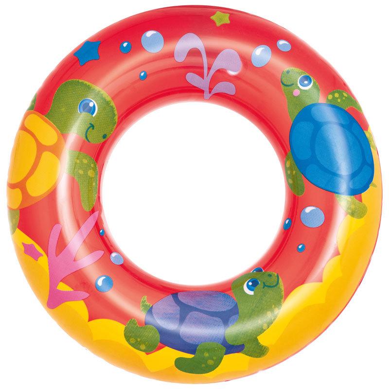 36113 Круг для плавания Морские приключения 51см