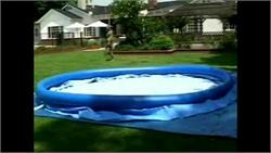 45457 Сборка надувного бассейнов до 5м