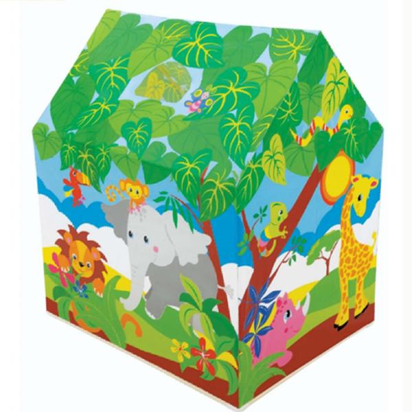 Детский игровой центр Jungle Fun Cottage Intex 45642