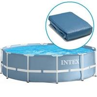 Запасной чашковый пакет к бассейну Intex 457х122см