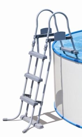 56377 Стальной бассейн Hydrium Splasher Pool Set 360х90 см, 8648 л, фильтр-насос 2006л/ч, лестница