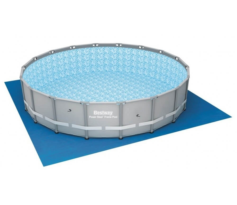 56675 Каркасный бассейн круглый Power Steel Bestway 610 х 122 см