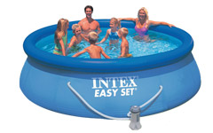 56932 Надувной бассейн с фильтр-насосом 366x91 Intex 56932 / 57142