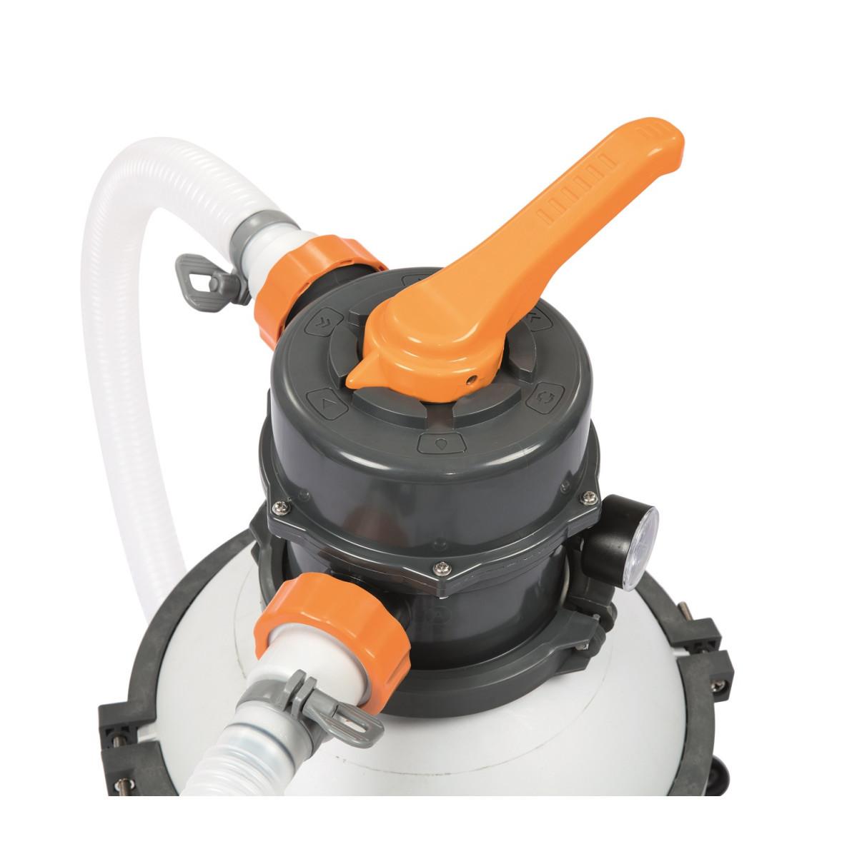 58515 Фильтр-насос для бассейна Bestway, песчаный 2006 л/ч (58271,58397)