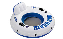 58825 Круг-таблетка Intex для катания на воде River Run 1