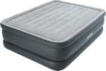 64140 Intex Двуспальная надувная кровать ESSENTIAL REST AIRBED 152х203х51см (со встроенным насосом 220В)