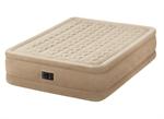 64458 Надувная кровать Intex (152 X 203 X 46) двуспальная со встроенным насосом
