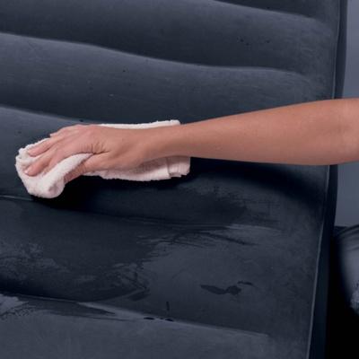 66721 Надувная кровать Intex (99 X 191 X 42) Односпальная без насоса