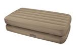66946 Надувная кровать Intex Rising Comfort со втроенным насосом (191x99x48)