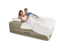 66948 Надувная кровать Intex Rising Comfort (203X152X56)