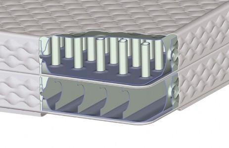 66964 Надувная кровать Intex Supreme Air-Flow Bed, со встроенным электронасосом 220В (191x99x51)
