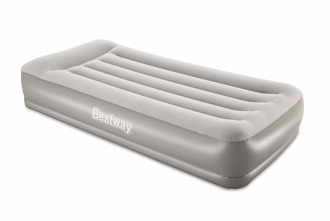 Надувная кровать BestWay Tritech Airbed 67626 со встроенным электронасосом (размер: 191х97х38 см)
