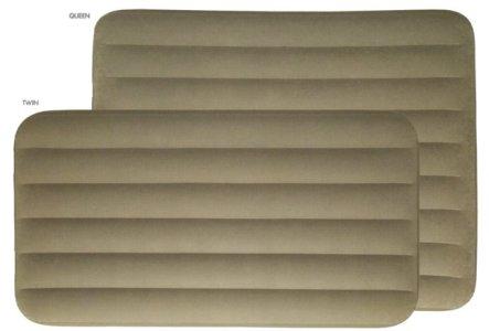 67728 Надувная кровать Intex Rising Comfort, со встроенным электронасосом 220В (203x152x46)