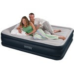 67736 Надувная кровать INTEX (203X152X43) без насоса