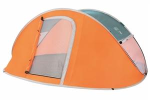 68005 Палатка трехместная NUCAMP X3 235х190х100см, водостойкость 2000 мм.в.с.