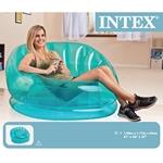 68593 Надувное кресло Intex Cosmo Chair, голубое