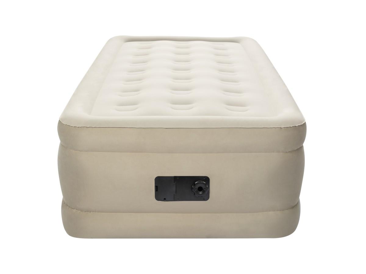 69017 Надувная кровать Essence Fortech Bestway 191х97х51см, встроенный электронасос