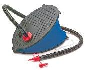 69611 Насос ножной малый Intex (3 насадки) - 3л объем Foot Pump INTEX