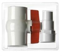 AR512 Кран шаровый для шланг 32/38мм